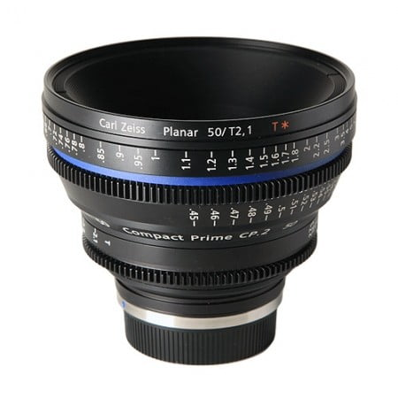 Carl Zeiss CP.2 2.1/50mm T*