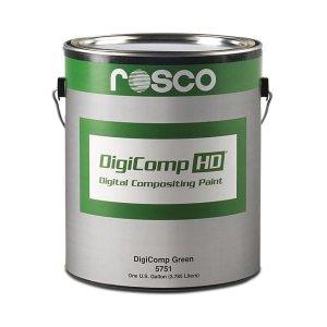 Rosco DigiComp HD Green - vopsea 3,8 l pentru studio
