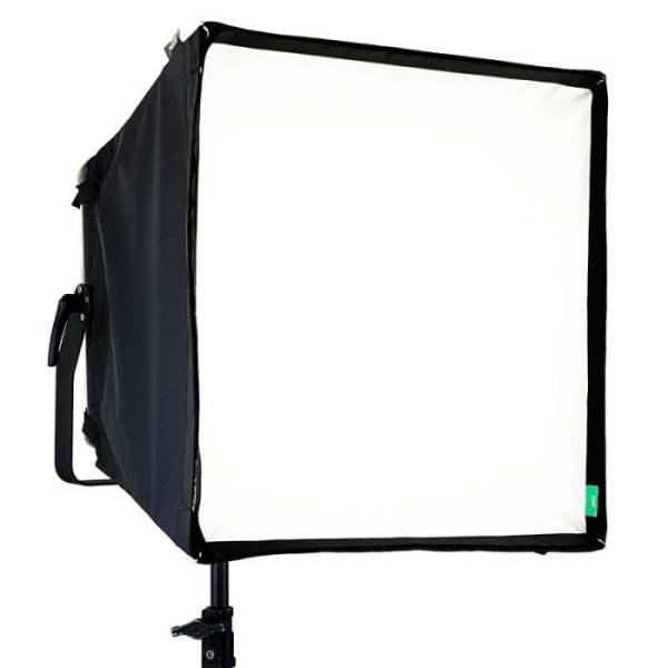 Rosco Silk 110 + soft box