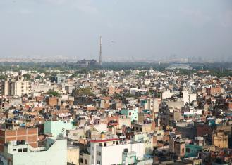 white-and-brown-concrete-buildings-