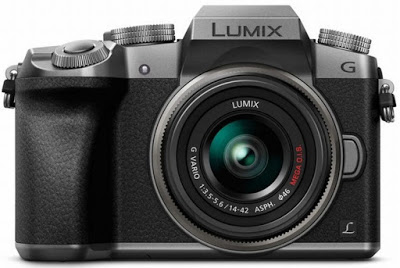 Panasonic LUMIX DMC-G7KS 4K mirrorless camera