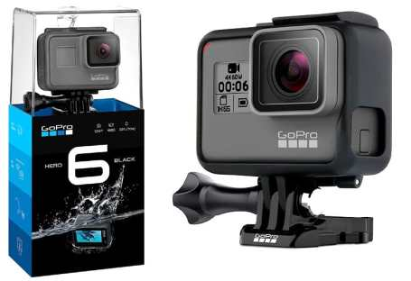 GoPro Hero 6 Black Review – Go Pro 4k Action Camera | 5 Best Package – 4k go pro