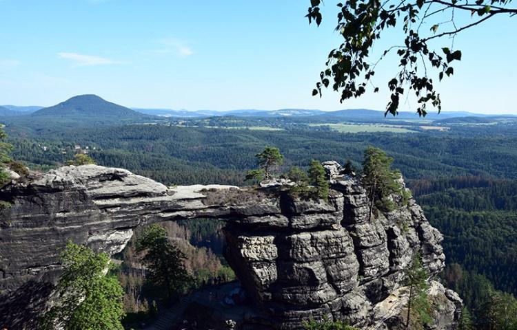 Nationaal Park Boheems Zwitserland: magisch mooi