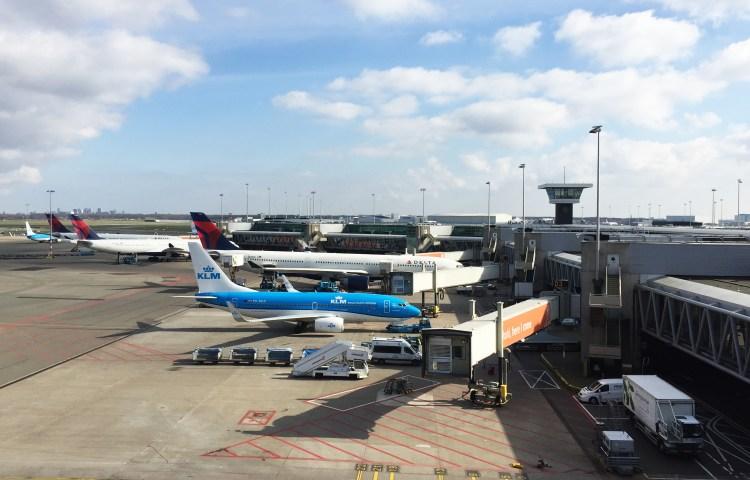 Met kinderen naar Schiphol zónder vliegticket