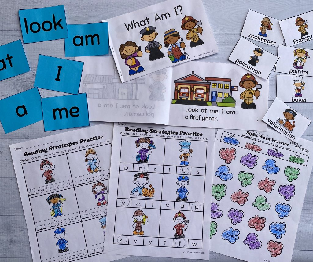 hight resolution of The Best Kindergarten FREE Worksheets - 4 Kinder Teachers