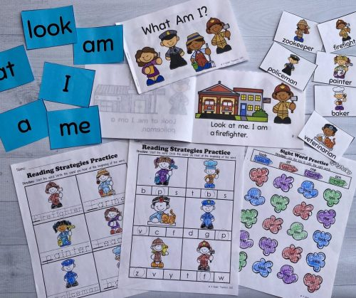 small resolution of The Best Kindergarten FREE Worksheets - 4 Kinder Teachers