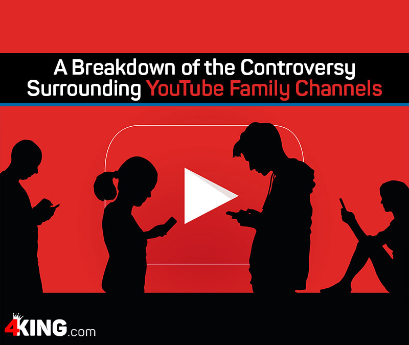 A Breakdown of the Controversy Surrounding YouTube Family Channels
