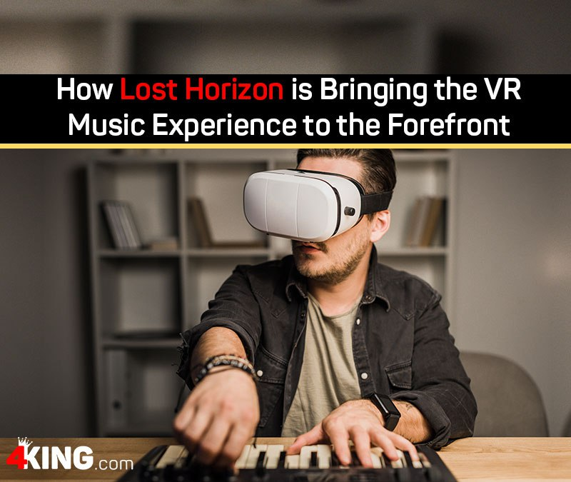 How Lost Horizon is Bringing the VR Music Experience to the Forefront
