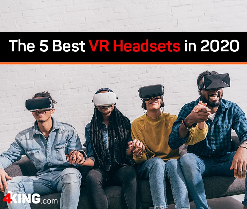 5 best VR headsets in 2020