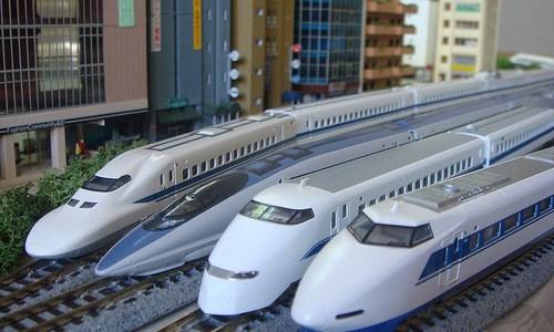 「新幹線VS飛行機の競争原理」