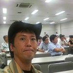 浜松のヤマハ本社で講演「e塾第一回」
