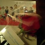 サマンサタバサと薔薇のない花屋との関係
