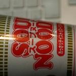 賞味期限2009/01/30の藤沢で買った日清「スープヌードル」?