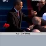 オバマ新大統領就任式を世界中に発信した動画配信技術の進化 – 北の大地から送る物欲日記