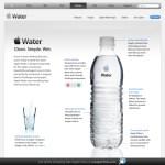 Apple Waterなどの勝手予想が嘘でなくなる気がだんだんしてきた…