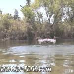 水陸両用ドローン専用パッケージ「アクアコプター」aquacopters.com