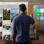 米Microsoft「HoloLens」発表、Windows 10はホログラムコンピューティング