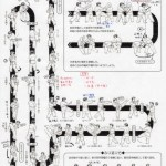 【空手】正道会館  白帯(5級)→黄帯(4級) 昇級審査