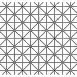 人間の脳の苦手な認識 12個のドットが4つのドットにしか見えない!