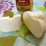 [cook]自家製チーズを牛乳と生クリームと米酢だけで!
