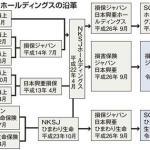SOMPOホールディングスの社名がややこしい理由…消え去る 日本興亜 損害保険ジャパンと SOMPOひまわり生命保険