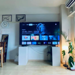 REGZA 75インチ 75M540X  4Kテレビ 15.4万円 悩みは75インチ対応のTVスタンド 75M540X