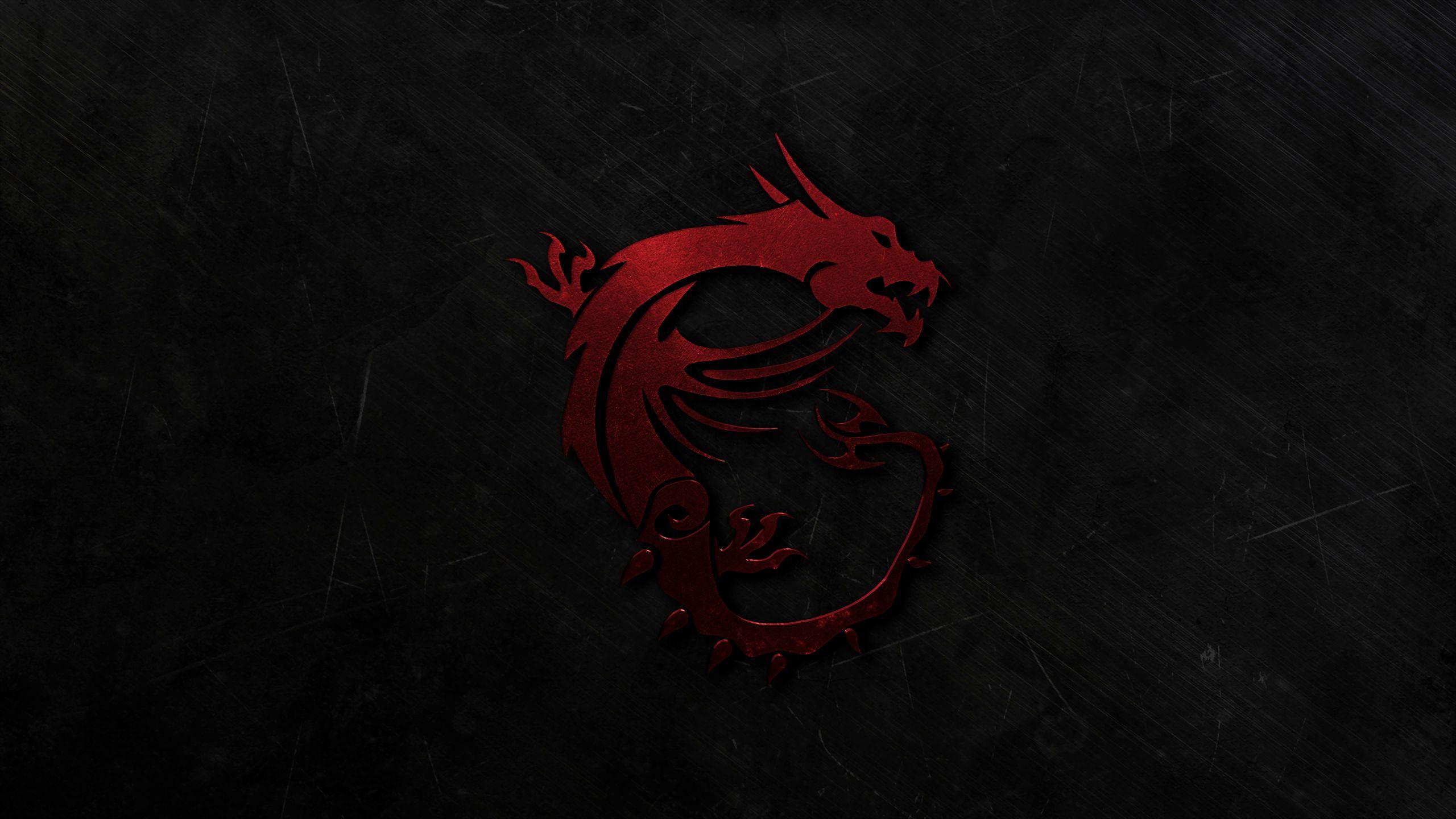 MSI Dragon 4K Wallpaper