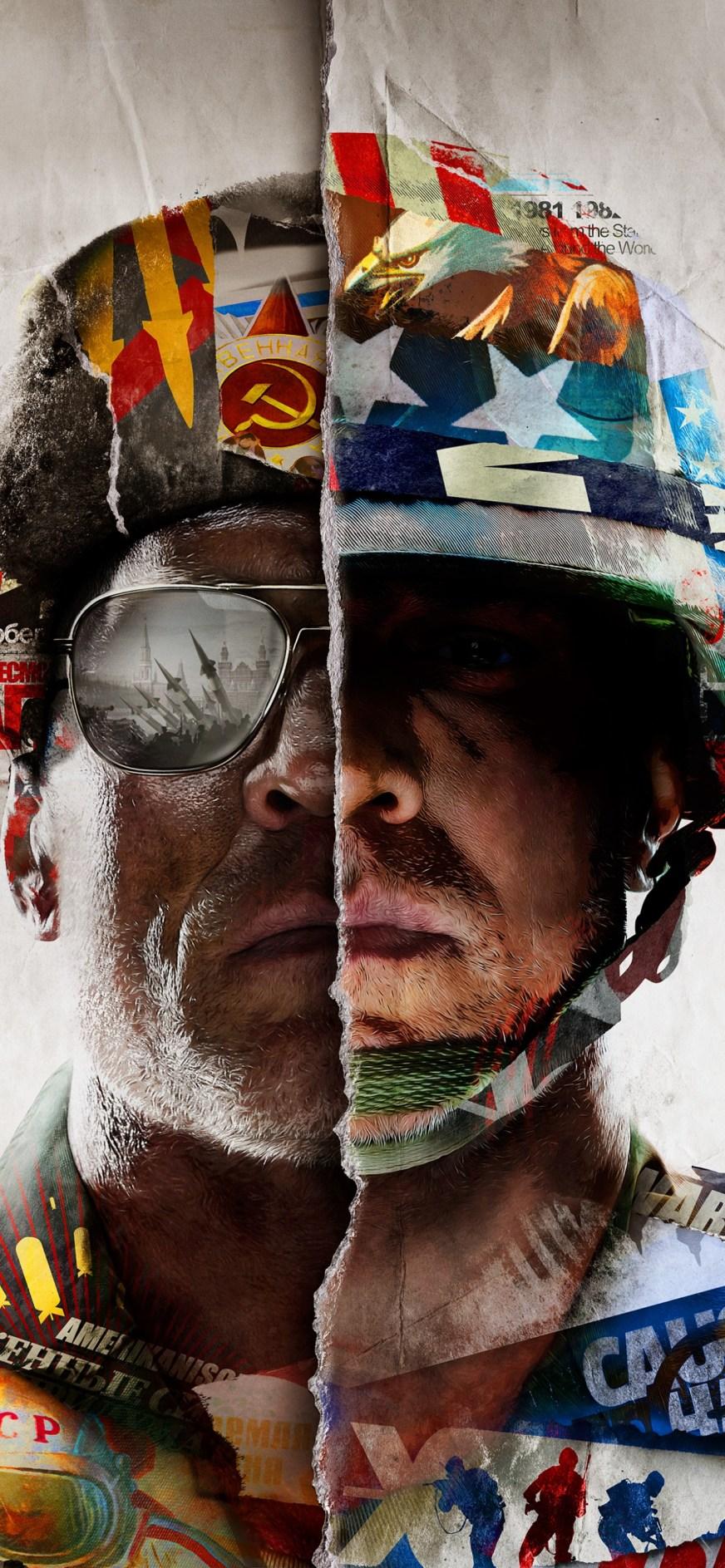 Call of Duty: Black Ops Cold War 4K Wallpaper, 2020 Games ...