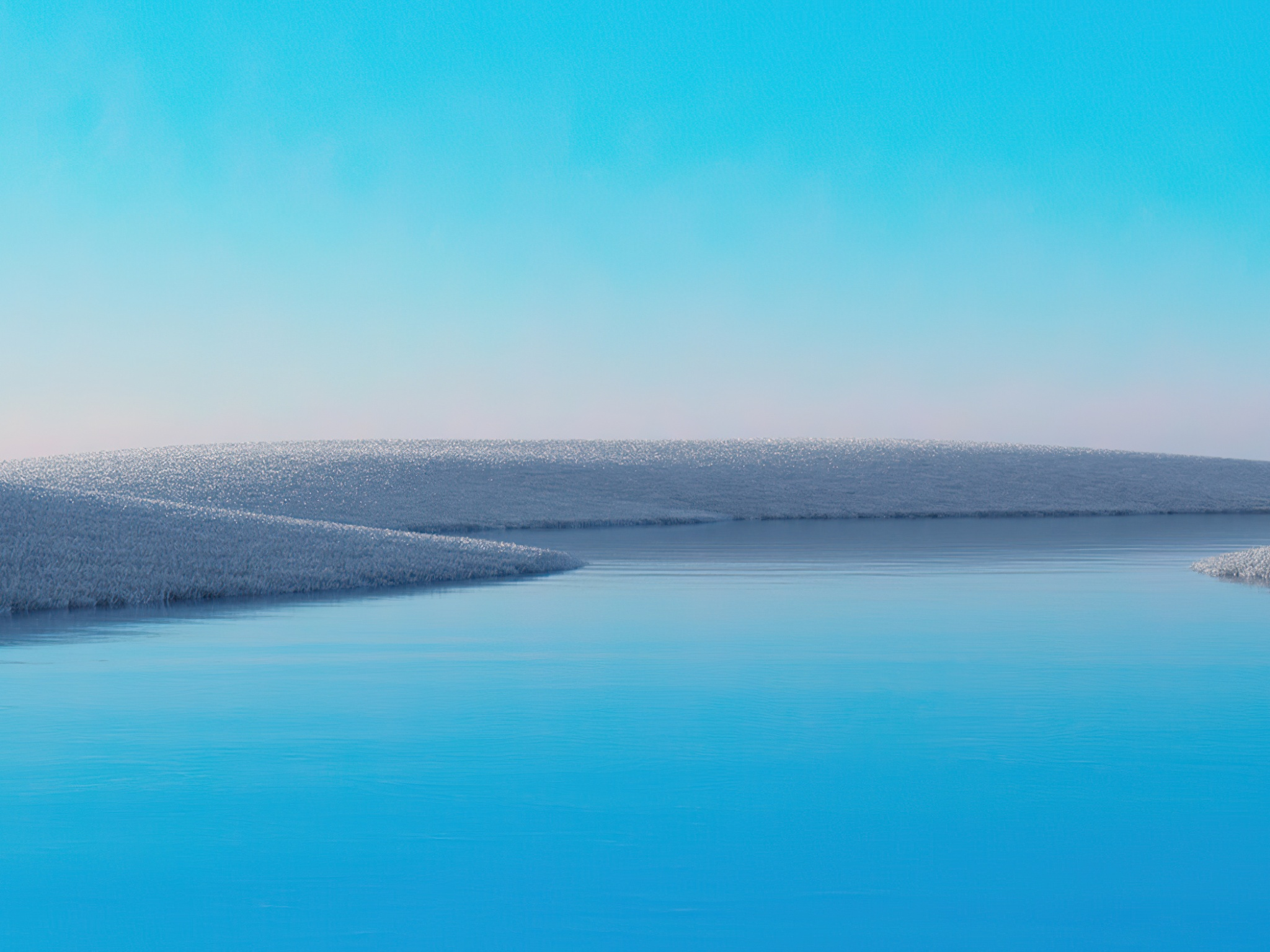 They are offered for download solely for. Lake 4K Wallpaper, Clear sky, Blue sky, Windows 10X