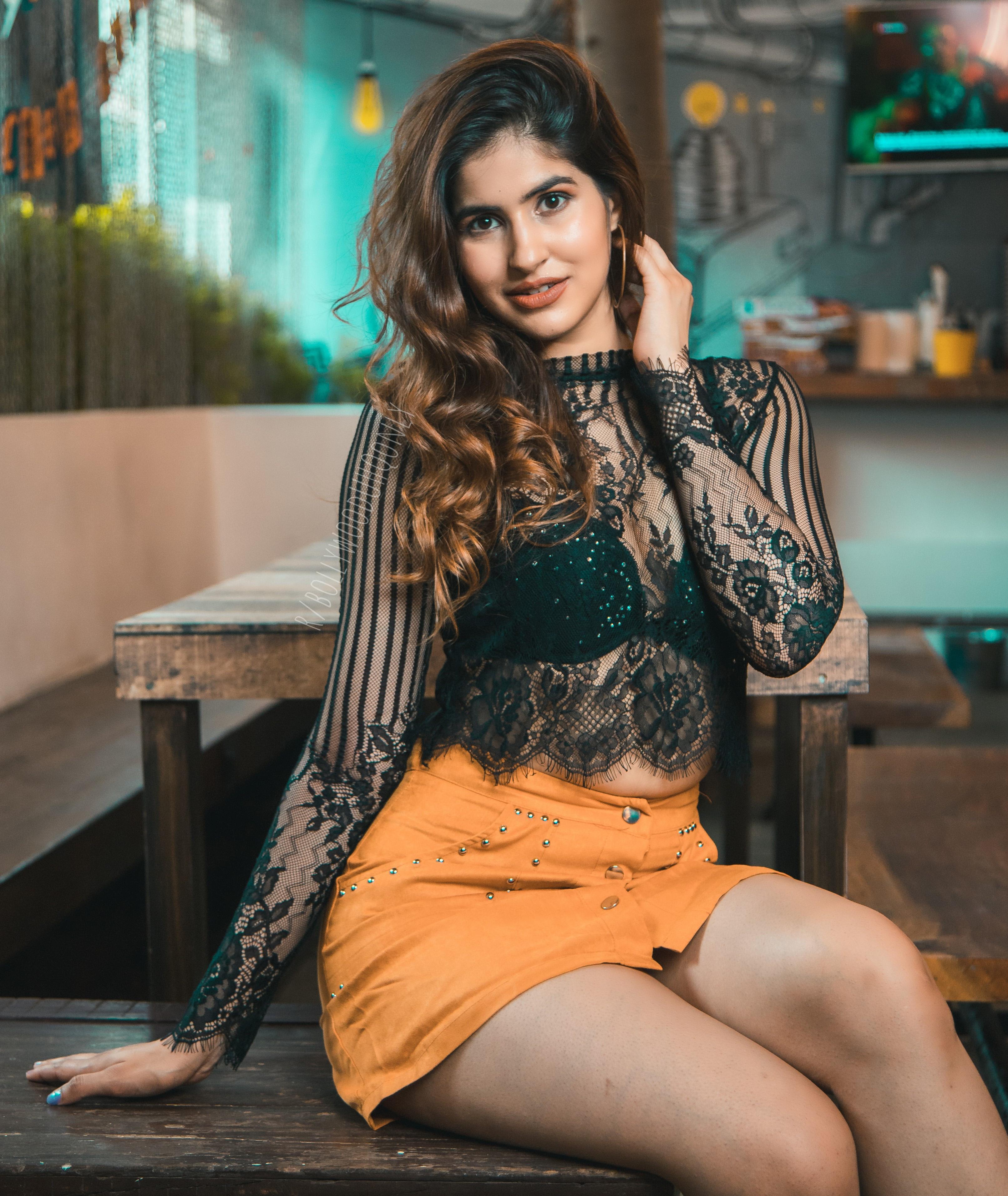Sakshi Malik 4K Wallpaper. Indian actress. Bollywood actress. Hot model. People. #2023