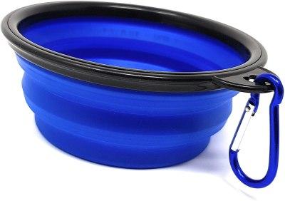 no spill dog water bowl