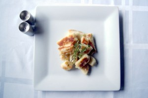 Thyme Brown Butter Gnocchi