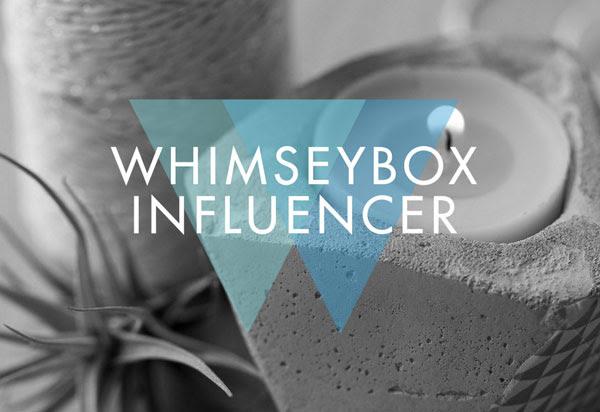 whimseybox influencer