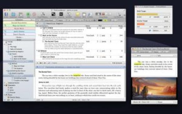 Scrivener 2 v2.8.1.2 Full Crack (Mac OS X)
