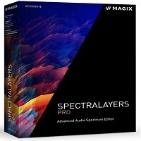 MAGIX SpectraLayers Pro 4.0.87 Mac Full Cracked
