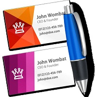 Business Card Designer 1.2.1