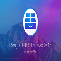 Paragon NTFS 15 for Mac Serial Number