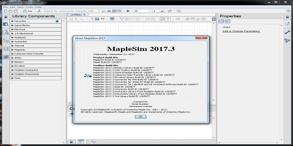 Maplesoft Maple 2017.3 Patch