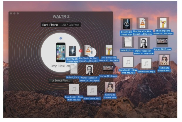 WALTR 2.6.25 Mac Free Download
