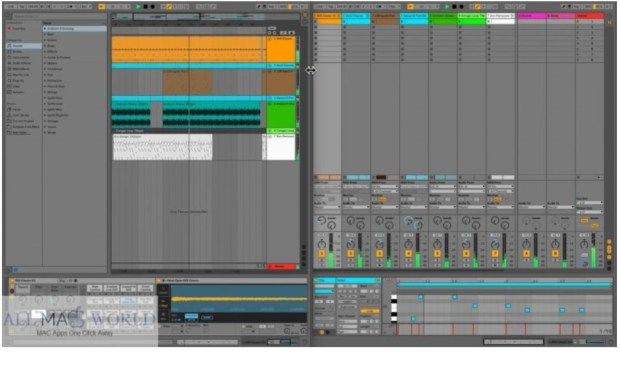 Ableton Live Suite 10.1.25 for Mac Free Download