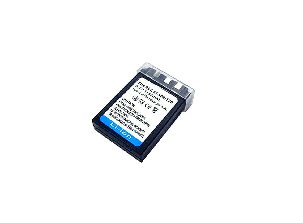 Battery for Olympus Stylus Li-10B 300 400 D6102, Buy at