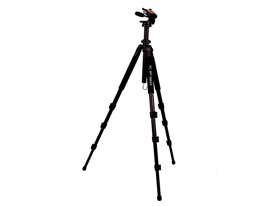 WeiFeng Professional Tripod for Digital Camera Camcorder
