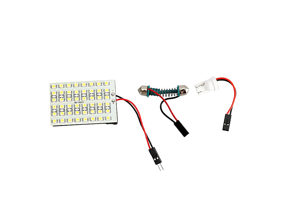 LED Car Interior Dome Light Bulb 48 Q00153, Buy at lowest