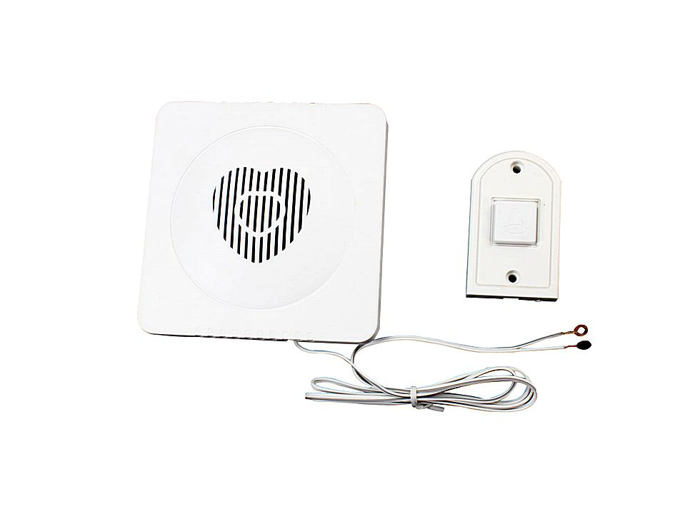 Home Security Battery Powered Wired Doorbell Electronic