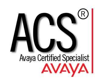 ACS - Avaya Certified Specialist