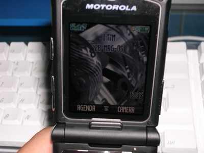 15 - Motorola RAZR V3 Black