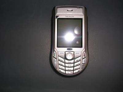 frontalenokia6630 - Nokia 6630: Convenienza e qualità