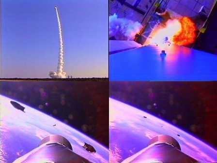 partenzastardust - Sulla cometa c'è la vita!