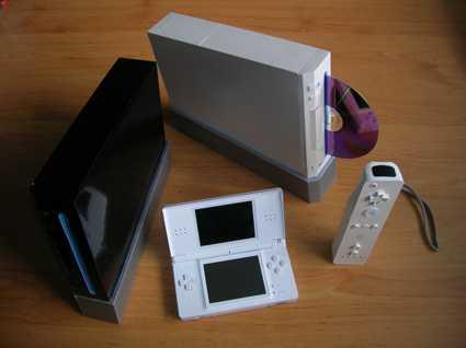 wiimockup comparison - Nintendo Wii, nonostante il richiamo, naviga nell'oro