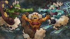 Trio Kami tornadus thundurus Landorus
